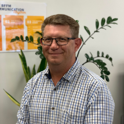 Operations Leader - Gary Schubel